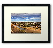 Great Ocean Road Framed Print