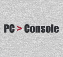 PC > Console by iLorah