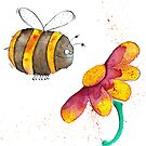 Mr Bee by ZoJones
