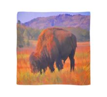 American bison Scarf