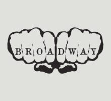 Broadway! by ONE WORLD by High Street Design