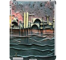 Industrial Port-part 2 iPad Case by rafi talby iPad Case/Skin