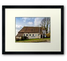 St.Christophers Framed Print