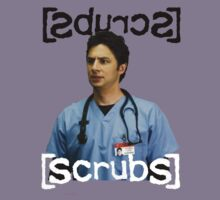 Scrubs - JD - Logo by Tizza