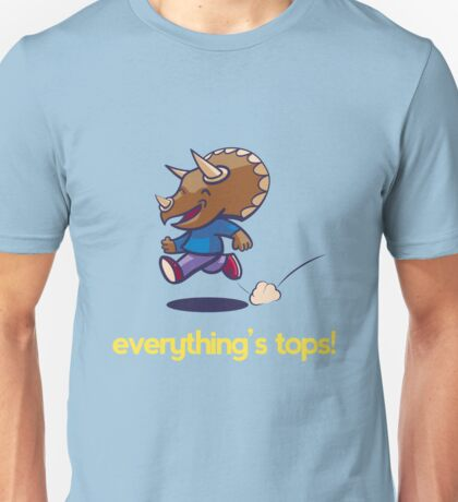 Everything's Tops! Unisex T-Shirt