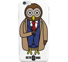 Dr. Whoo - The 10th Owl iPhone Case/Skin