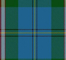 01363 Canadian Centennial #2 Tartan Fabric Print Iphone Case by Detnecs2013