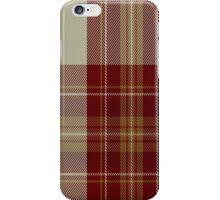 01366 Canna Fashion Tartan Fabric Print Iphone Case iPhone Case/Skin