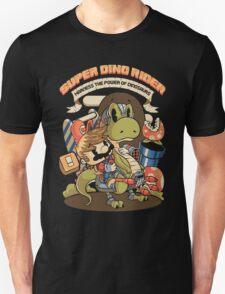 Super Dino Rider T-Shirt