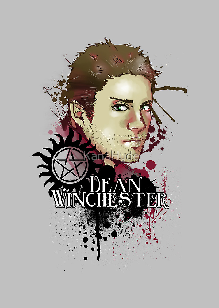 Dean - comic by KanaHyde