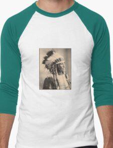 Broken Arm Ogalalla Men's Baseball ¾ T-Shirt