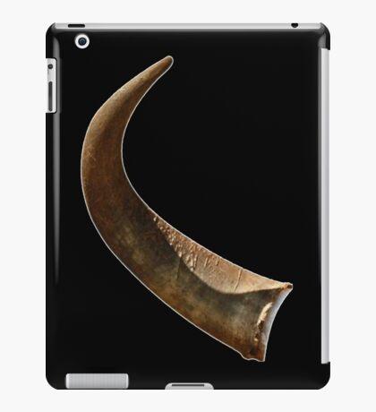 Horn (2) iPad Case/Skin