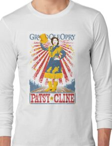 Patsy Cline Poster. Grand Ole Opry. Country Music. Nashville. TN.  T-Shirt