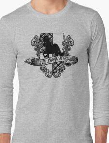 Evil League of Evil Black Long Sleeve T-Shirt