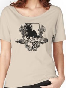 Evil League of Evil Black Women's Relaxed Fit T-Shirt