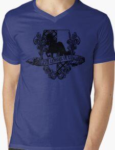 Evil League of Evil Black Mens V-Neck T-Shirt