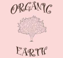 Organic Earth One Piece - Long Sleeve