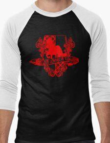 Evil League of Evil Men's Baseball ¾ T-Shirt