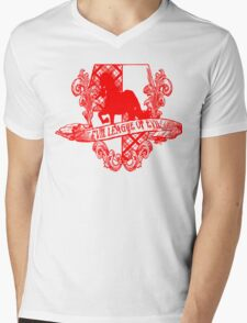 Evil League of Evil Mens V-Neck T-Shirt
