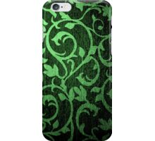 Pattern green iPhone Case/Skin