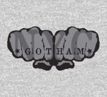 Gotham! by ONE WORLD by High Street Design