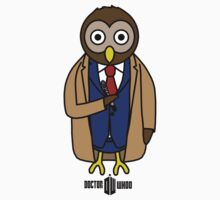 Dr. Whoo - The 10th Owl Kids Clothes
