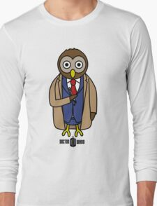 Dr. Whoo - The 10th Owl Long Sleeve T-Shirt