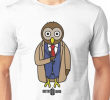 Dr. Whoo - The 10th Owl Unisex T-Shirt