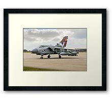 Dambusters Tornado GR.4 ZA412 taxies out Framed Print