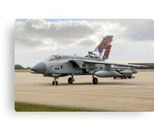 Dambusters Tornado GR.4 ZA412 taxies out Canvas Print