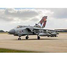 Dambusters Tornado GR.4 ZA412 taxies out Photographic Print