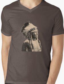 Broken Arm Ogalalla V2 Mens V-Neck T-Shirt