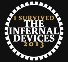 I Survived TID 1 T-Shirt
