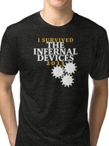 I Survived TID 2 Tri-blend T-Shirt