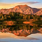 Reflections At Sawhill by Greg Summers