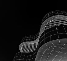 Getty Black and White Abstract number 2 by photosbyflood
