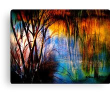 Remember For Me.. Canvas Print