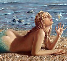 The Mermaid's friend by John Silver
