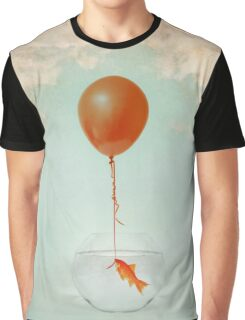 The great escape Graphic T-Shirt
