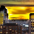 Cityscape 135 A by Keith Vander Wees