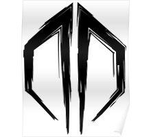 Excision - Destroid Logo Poster