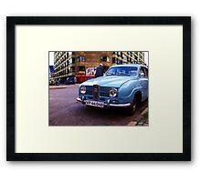 Headlamps Framed Print