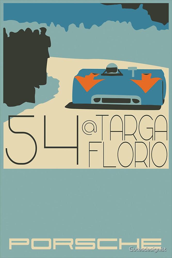 Targa Florio by Gutesdesignist