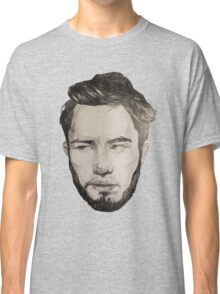 Face of Mark Classic T-Shirt