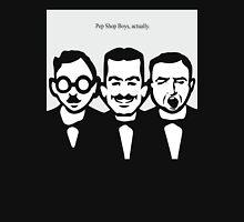 Pep Shop Boys, actually. Unisex T-Shirt