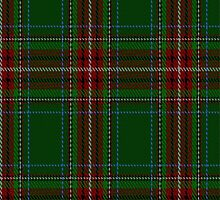 01377 Carroll O' Reed Fashion Tartan Fabric Print Iphone Case by Detnecs2013