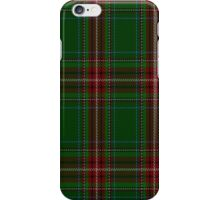 01377 Carroll O' Reed Fashion Tartan Fabric Print Iphone Case iPhone Case/Skin