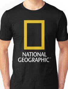 National Geographic Logo Unisex T-Shirt