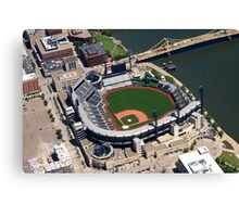 PNC Park: Pittsburgh, PA Canvas Print