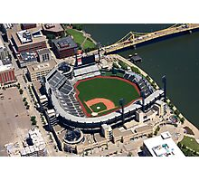 PNC Park: Pittsburgh, PA Photographic Print